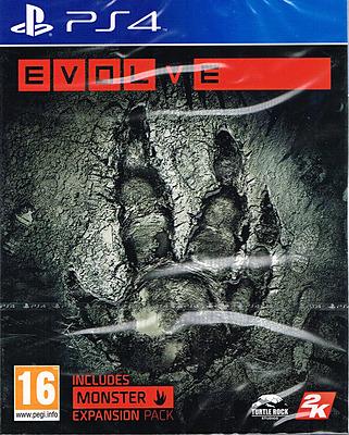 Einfach und sicher online bestellen: Evolve + DLC (EU-Import) in Österreich kaufen.