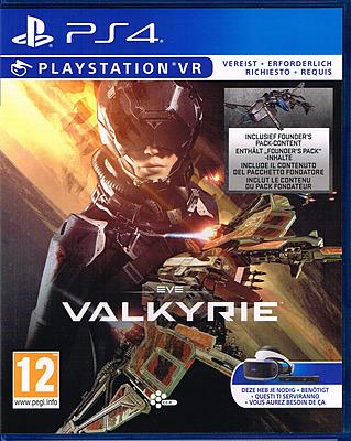 Einfach und sicher online bestellen: EVE: Valkyrie + 5 DLCs (AT-PEGI) in Österreich kaufen.