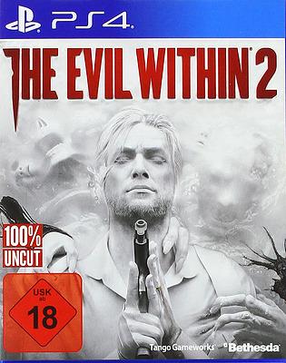 Einfach und sicher online bestellen: The Evil Within 2 in Österreich kaufen.