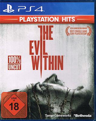 Einfach und sicher online bestellen: The Evil Within PS4 Hits in Österreich kaufen.