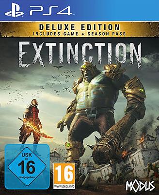 Einfach und sicher online bestellen: Extinction Deluxe Edition (AT-PEGI) in Österreich kaufen.