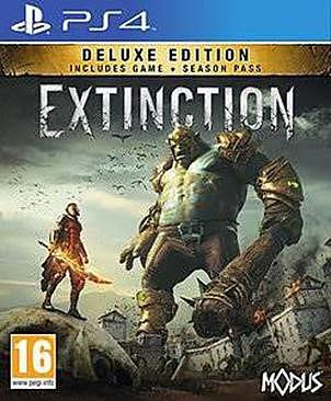 Einfach und sicher online bestellen: Extinction Deluxe Edition (EU-Import) in Österreich kaufen.
