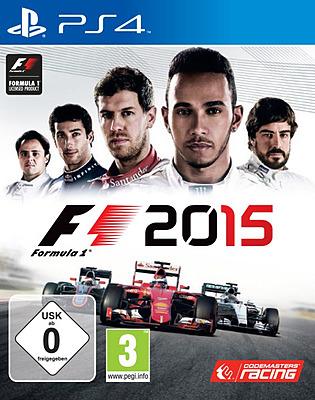 Einfach und sicher online bestellen: F1 2015 + DLC in Österreich kaufen.