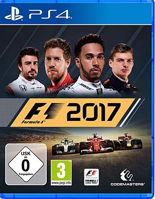 Einfach und sicher online bestellen: F1 2017 in Österreich kaufen.