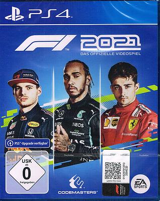 Einfach und sicher online bestellen: F1 2021 (AT-PEGI) in Österreich kaufen.