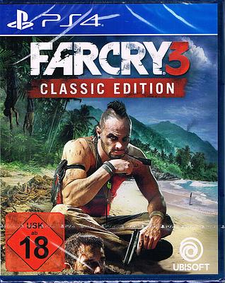 Einfach und sicher online bestellen: Far Cry 3 Classic Edition  in Österreich kaufen.