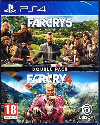 Einfach und sicher online bestellen: Far Cry 4 + Far Cry 5 Double Pack  in Österreich kaufen.