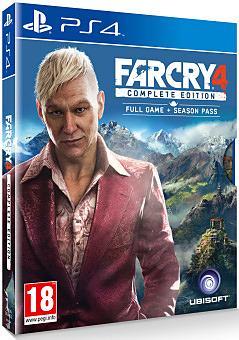 Einfach und sicher online bestellen: Far Cry 4 Complete Edition in Österreich kaufen.