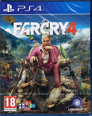 Einfach und sicher online bestellen: Far Cry 4 (PEGI) in Österreich kaufen.