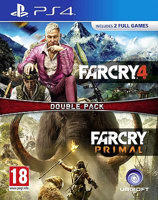 Einfach und sicher online bestellen: Far Cry 4 + Far Cry Primal (PEGI) in Österreich kaufen.