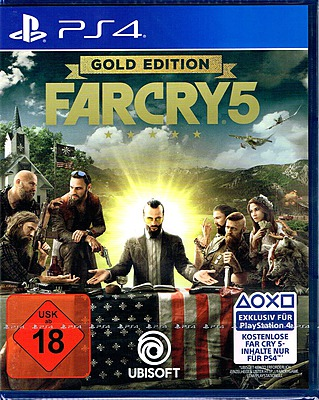 Einfach und sicher online bestellen: Far Cry 5 Gold Edition in Österreich kaufen.