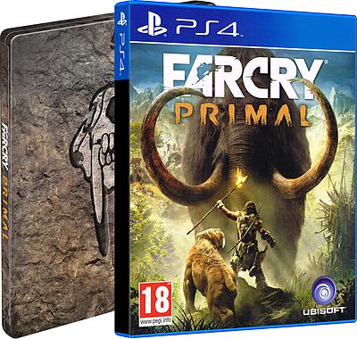 Einfach und sicher online bestellen: Far Cry Primal Steelbook Edition in Österreich kaufen.