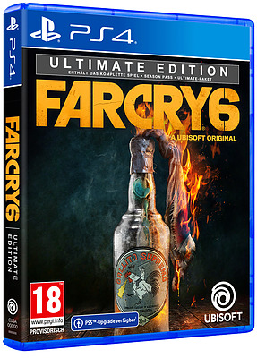 Einfach und sicher online bestellen: Far Cry 6 Ultimate (AT-PEGI) in Österreich kaufen.