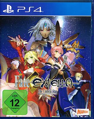 Einfach und sicher online bestellen: Fate/Extella: The Umbral Star in Österreich kaufen.