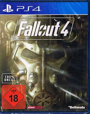 Einfach und sicher online bestellen: Fallout 4 (AT-PEGI) in Österreich kaufen.