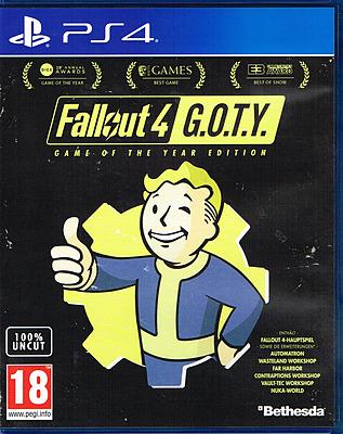 Einfach und sicher online bestellen: Fallout 4 Game of the Year Edition (AT-PEGI) in Österreich kaufen.