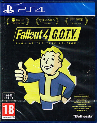Einfach und sicher online bestellen: Fallout 4 Game of the Year Edition in Österreich kaufen.