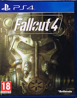 Einfach und sicher online bestellen: Fallout 4 D1 Edition + Poster (Englisch) in Österreich kaufen.