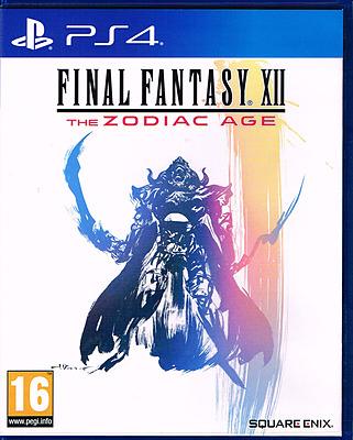 Einfach und sicher online bestellen: Final Fantasy XII: The Zodiac Age (PEGI) in Österreich kaufen.