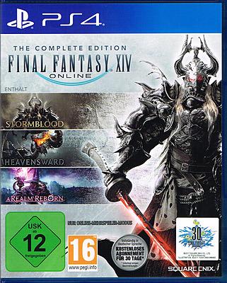 Einfach und sicher online bestellen: Final Fantasy XIV - Complete Edition in Österreich kaufen.