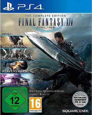 Einfach und sicher online bestellen: Final Fantasy XIV - Complete Edition 2.0 in Österreich kaufen.