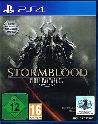 Einfach und sicher online bestellen: Final Fantasy XIV - Stormblood + 3 Boni in Österreich kaufen.