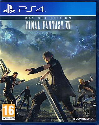 Einfach und sicher online bestellen: Final Fantasy XV in Österreich kaufen.
