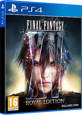 Einfach und sicher online bestellen: Final Fantasy XV Royal Edition (AT-PEGI) in Österreich kaufen.