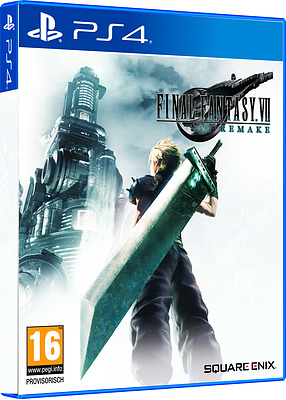 Einfach und sicher online bestellen: Final Fantasy VII HD Remake + DLC (AT-PEGI) in Österreich kaufen.