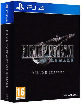 Einfach und sicher online bestellen: Final Fantasy VII HD Remake Deluxe Edition (AT) in Österreich kaufen.