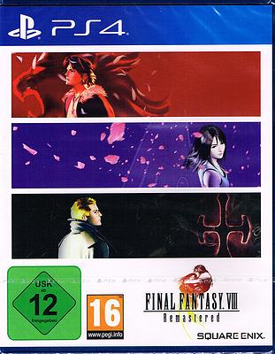 Einfach und sicher online bestellen: Final Fantasy 8 Remastered in Österreich kaufen.