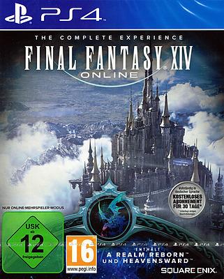 Einfach und sicher online bestellen: Final Fantasy XIV - Complete Experience in Österreich kaufen.