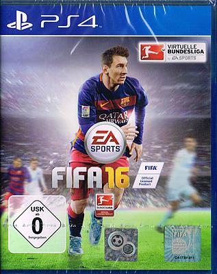 Einfach und sicher online bestellen: FIFA 16 in Österreich kaufen.