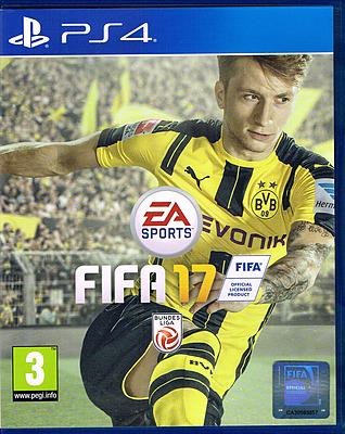 Einfach und sicher online bestellen: FIFA 17 in Österreich kaufen.