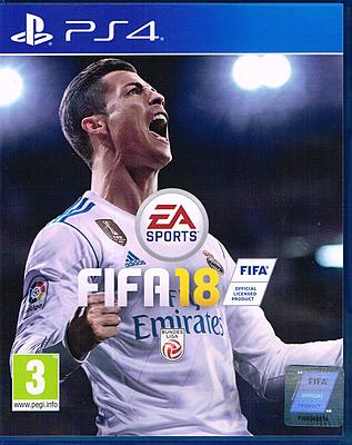 Einfach und sicher online bestellen: FIFA 18 + 3 DLCs (AT-PEGI) in Österreich kaufen.
