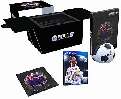 Einfach und sicher online bestellen: FIFA 18 Fan Edition in Österreich kaufen.