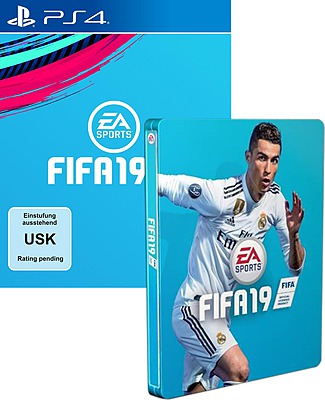 Einfach und sicher online bestellen: FIFA 19 Steelbook Edition in Österreich kaufen.