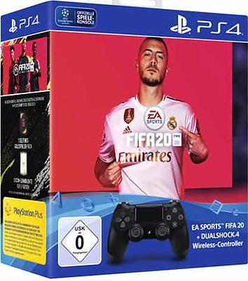 Einfach und sicher online bestellen: FIFA 20 (AT-PEGI) + Dual Shock Controller in Österreich kaufen.
