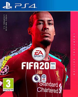 Einfach und sicher online bestellen: FIFA 20 Champions Edition (PEGI) in Österreich kaufen.