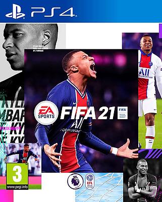 Einfach und sicher online bestellen: FIFA 21 + 7 Boni (AT-PEGI) in Österreich kaufen.