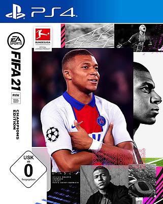Einfach und sicher online bestellen: FIFA 21 Champions Edition in Österreich kaufen.