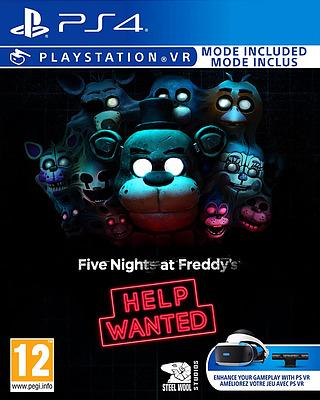 Einfach und sicher online bestellen: Five Nights at Freddy's : Help Wanted (PEGI) in Österreich kaufen.