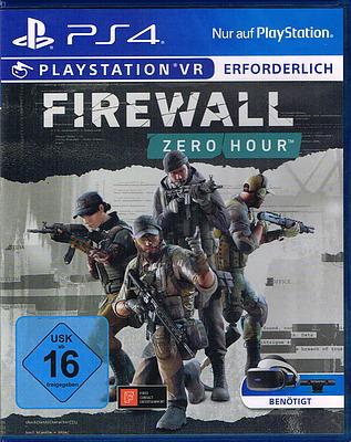 Einfach und sicher online bestellen: Firewall Zero Hour in Österreich kaufen.