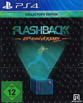 Einfach und sicher online bestellen: Flashback 25th Anniversary Collector´s Edition in Österreich kaufen.