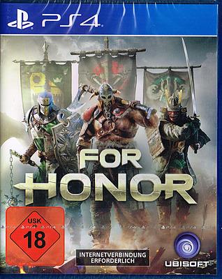 Einfach und sicher online bestellen: For Honor in Österreich kaufen.