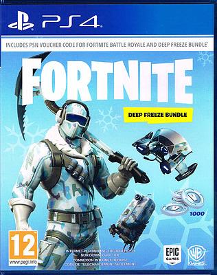 Einfach und sicher online bestellen: Fortnite Deep Freeze Bundle (AT-PEGI) in Österreich kaufen.