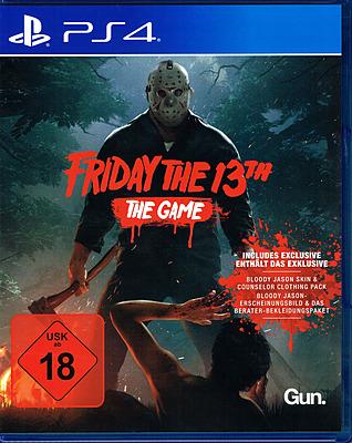 Einfach und sicher online bestellen: Friday the 13th: The Game in Österreich kaufen.