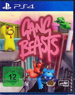 Einfach und sicher online bestellen: Gang Beasts in Österreich kaufen.