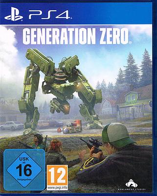 Einfach und sicher online bestellen: Generation Zero Day 1 Edition in Österreich kaufen.