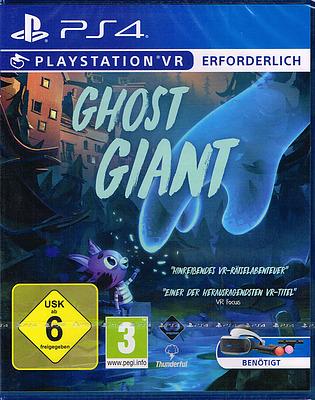 Einfach und sicher online bestellen: Ghost Giant in Österreich kaufen.